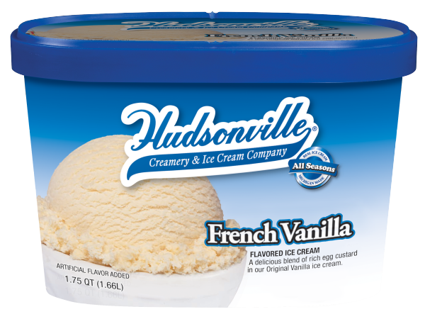 French Vanilla Carton