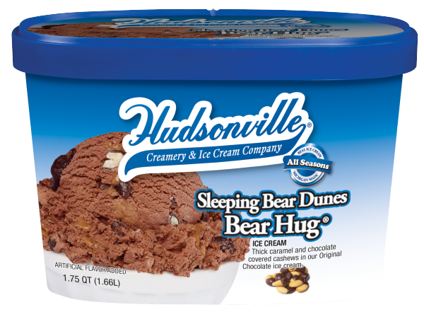 Sleeping Bear Dunes Bear Hug Carton
