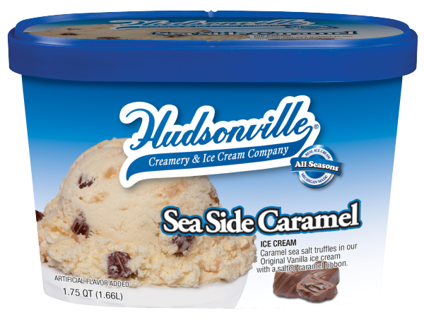 Seaside Caramel Carton
