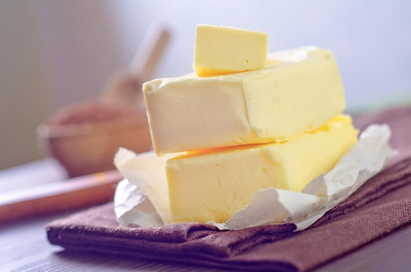 Hudsonville Creamery stops producing butter.