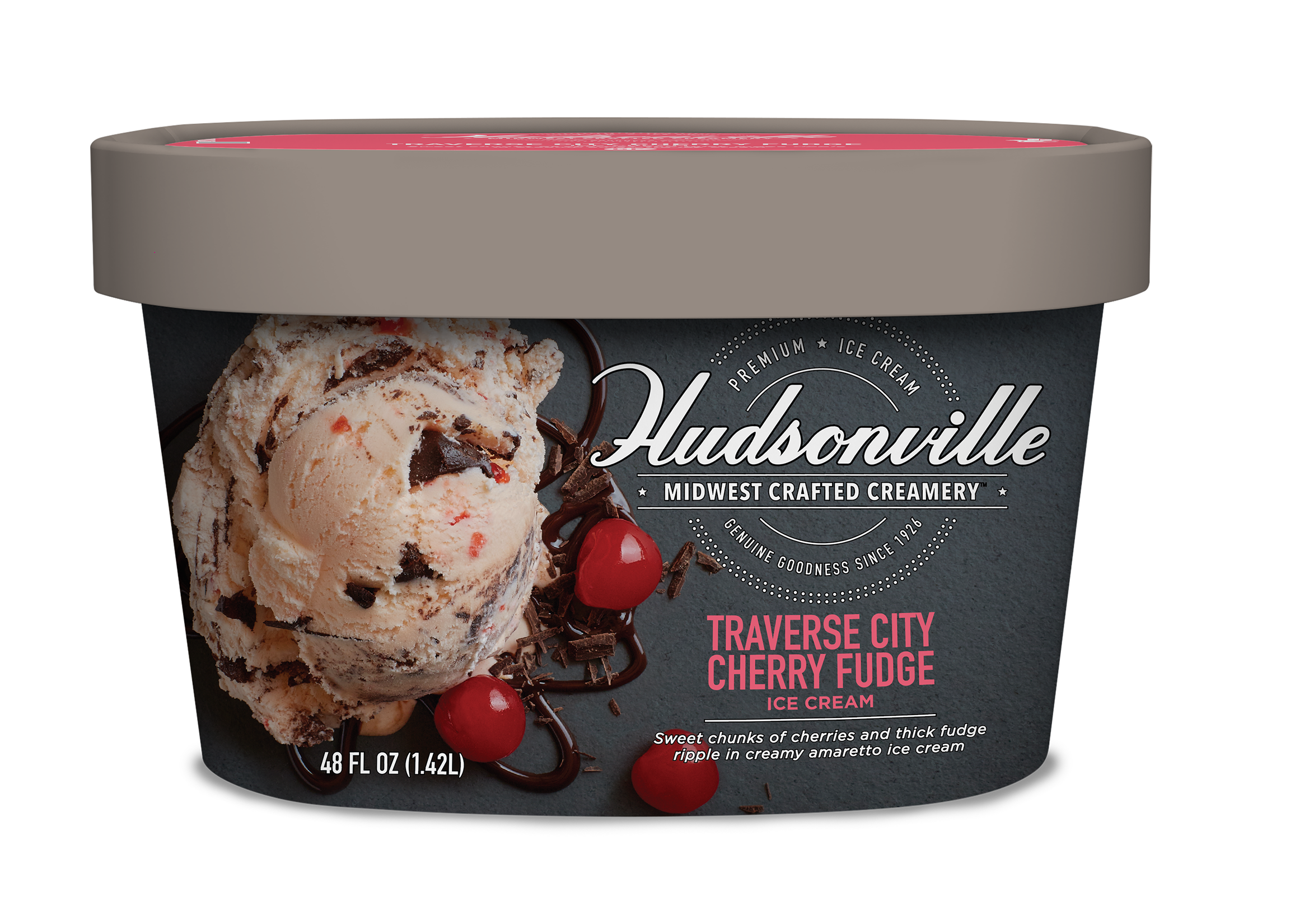 TRAVERSE CITY CHERRY FUDGE Carton