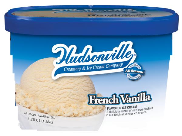 French Vanilla Carton