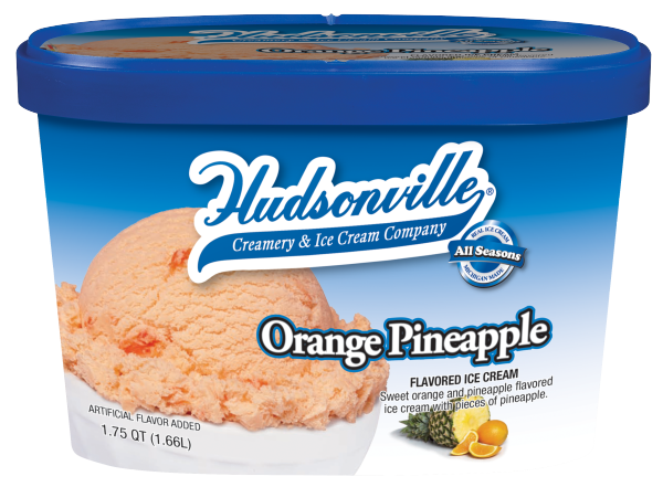 Orange Pineapple Carton