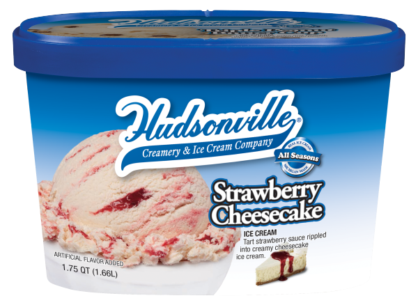 Strawberry Cheesecake Carton