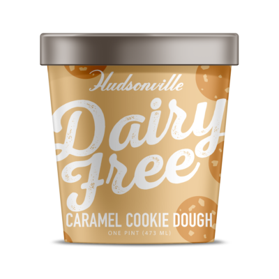 DAIRY FREE CARAMEL COOKIE DOUGH Carton