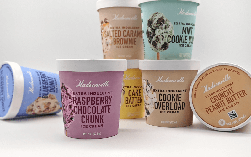 The Extra Indulgent lineup from Hudsonville debuts to rave reviews – perfect for satisfying any ice cream craving.